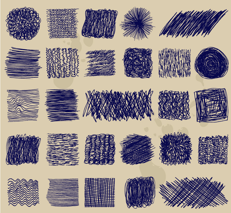 Hand Drawn Textures