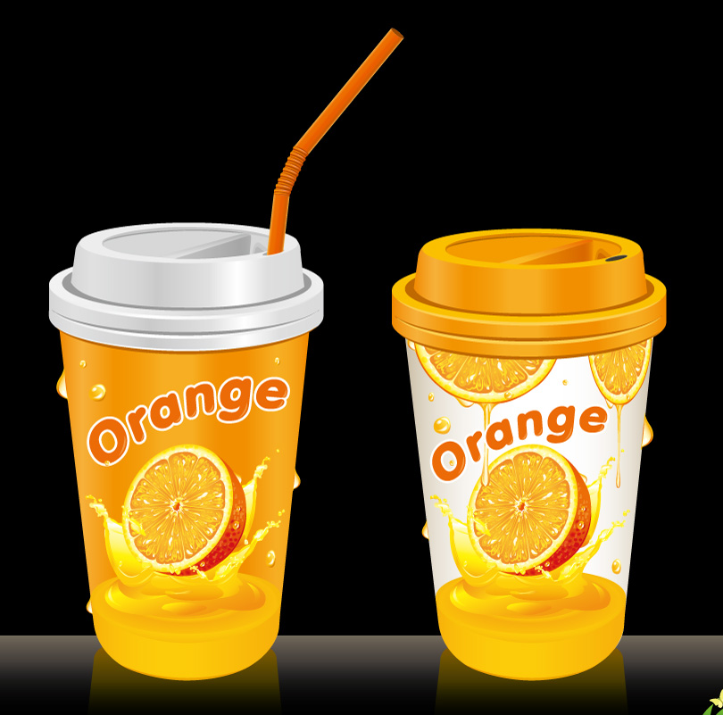 Orange Packaging