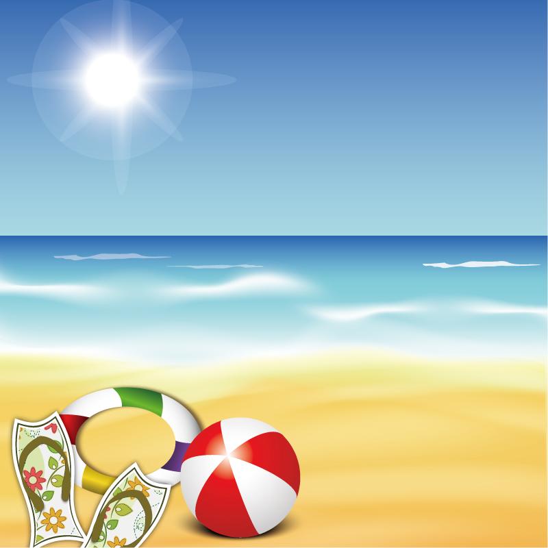 Summer Beach 4