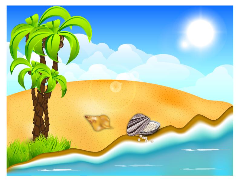 Summer Beach 5