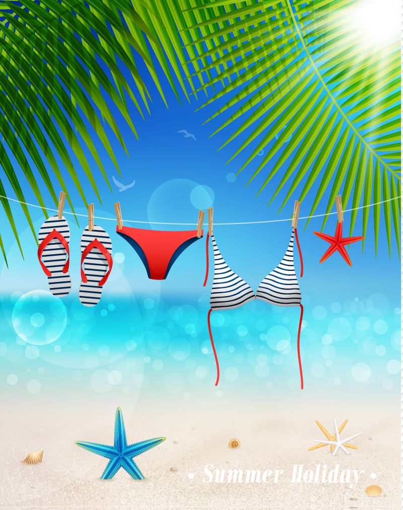 summer vector illustraitons - photo #48