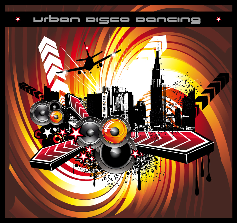 Urban Disco Dancing
