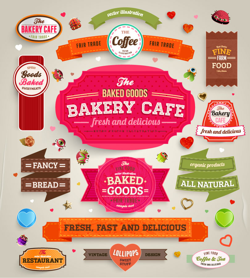 Baked Goods Bakery Cafe