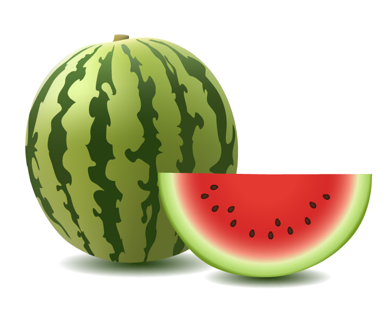 Beautiful Watermelon