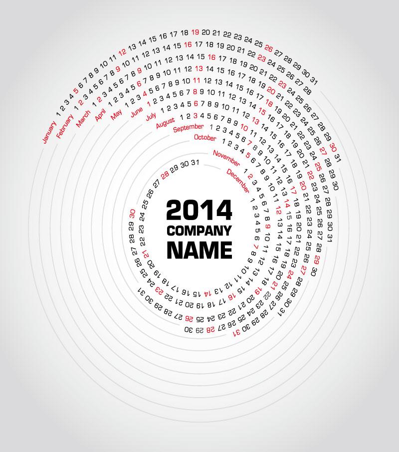 Calendar 2014 41