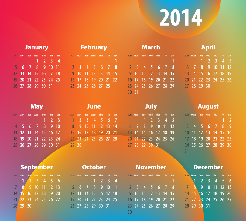 Calendar 2014 49