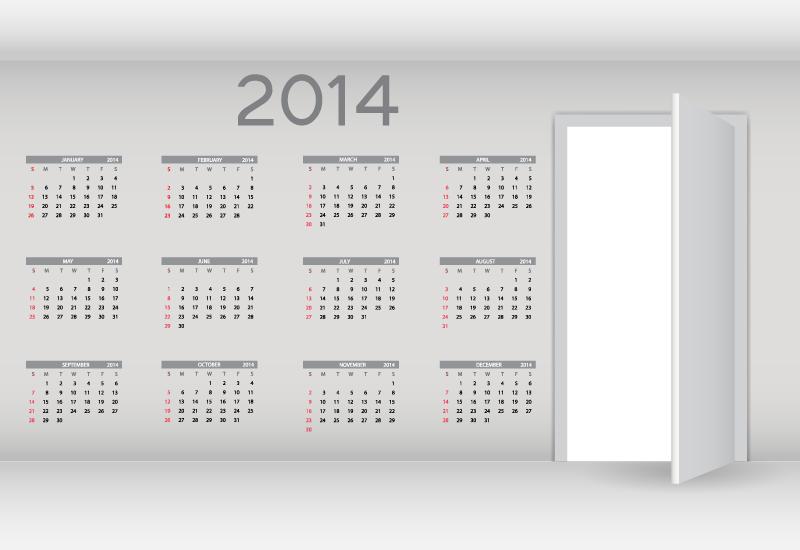 Calendar 2014 58