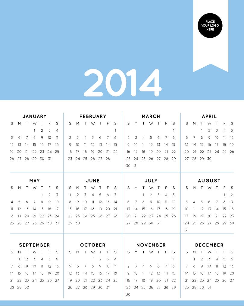 Calendar 2014 62