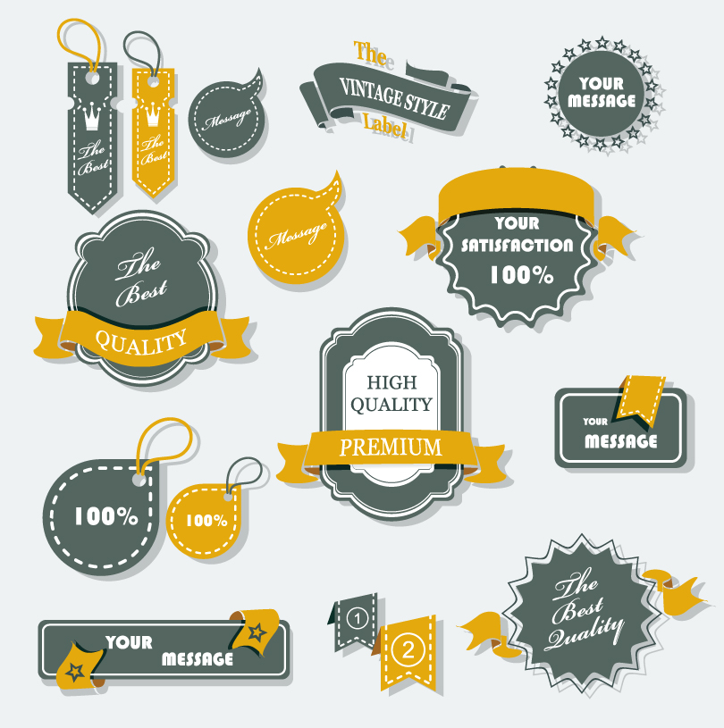Products Recommended Label Vector