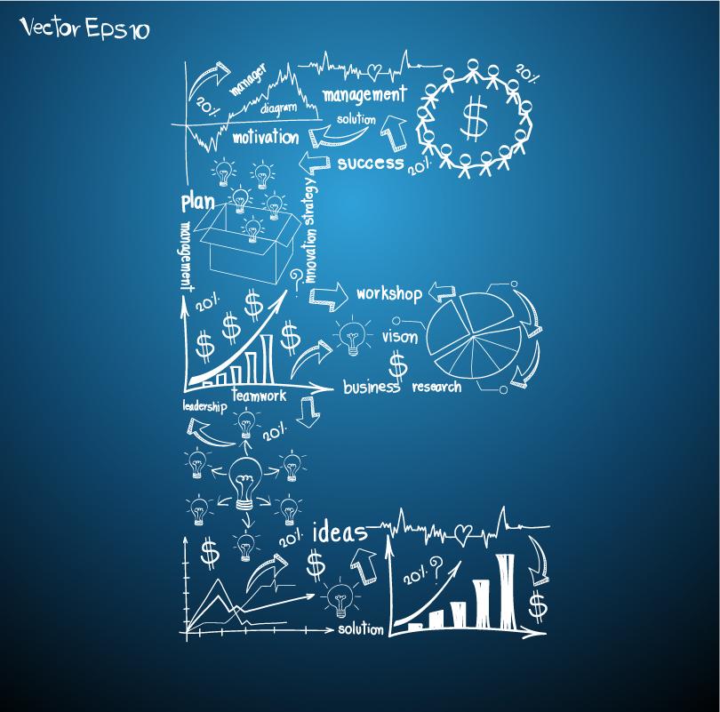 Plan Ideas Workshop Vector