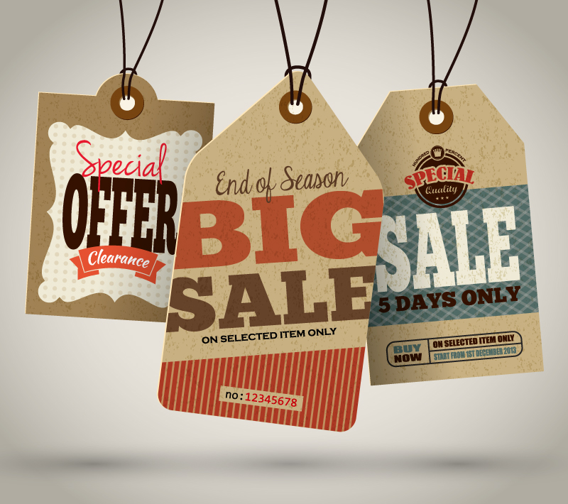 Special Big Sale Vector