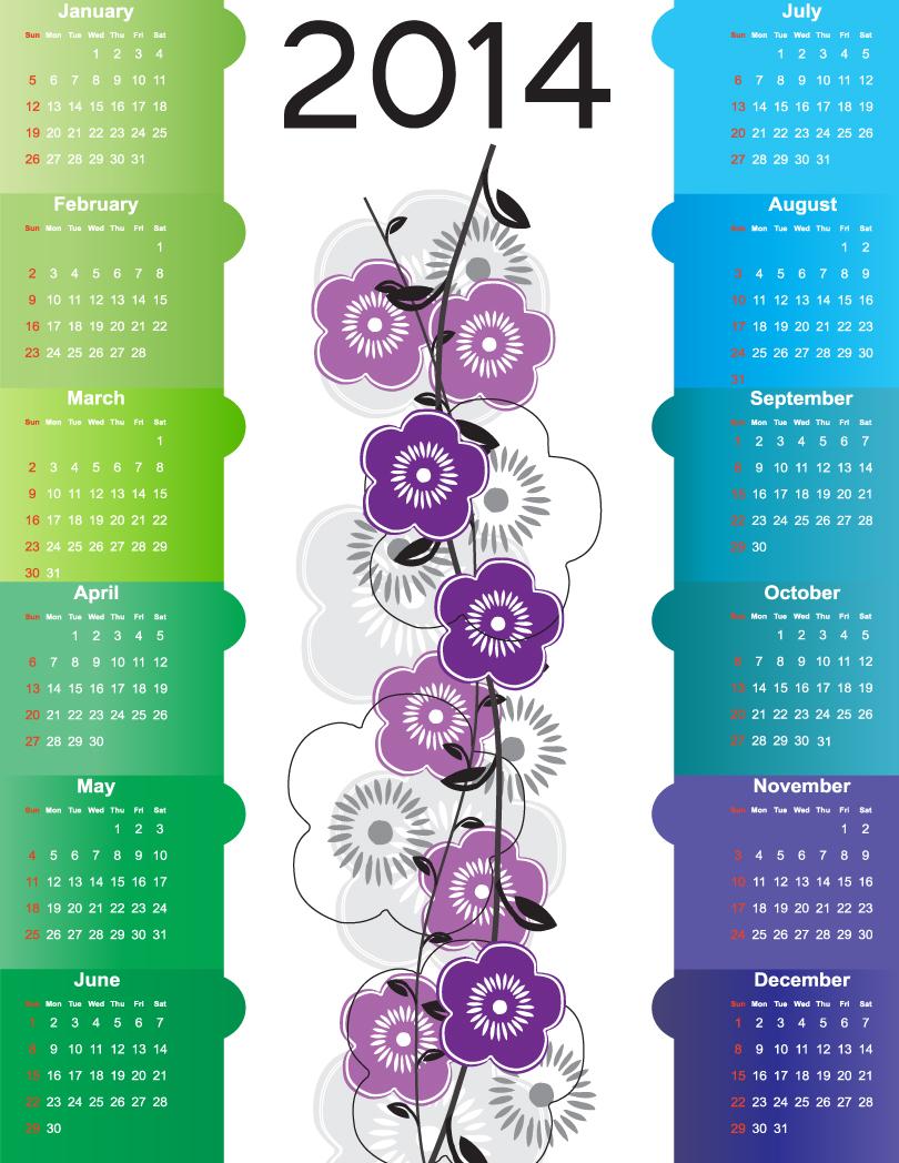 Calendar 2014 67