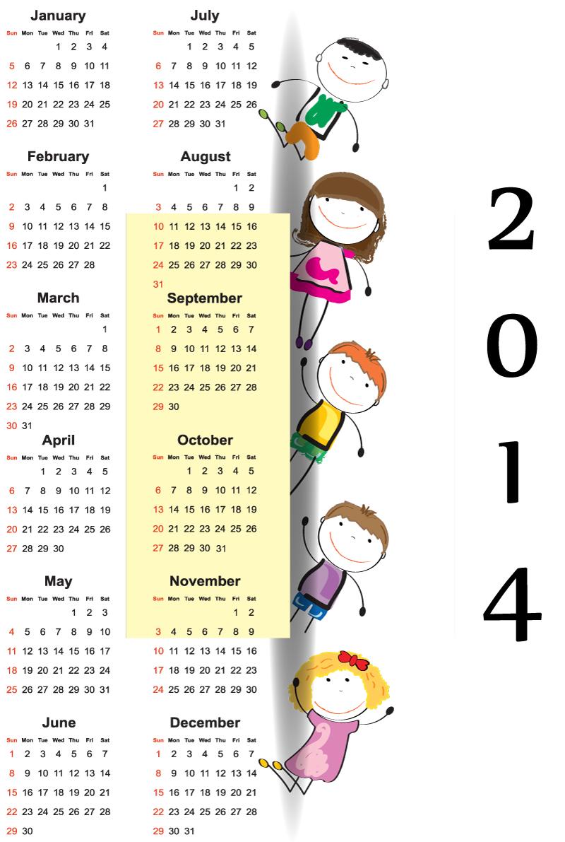 Calendar 2014 68