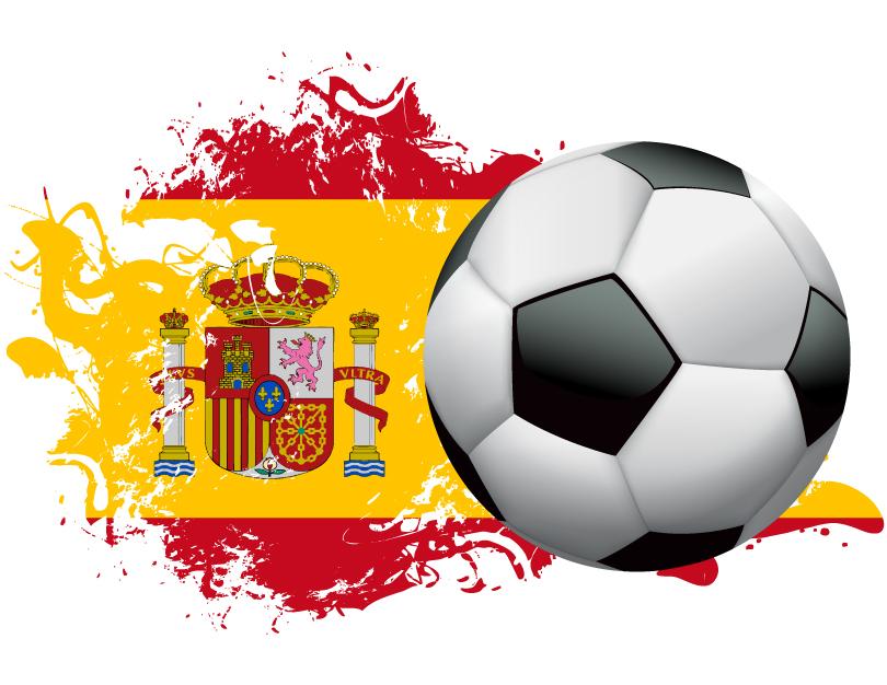 PLVS VLTRA Soccer Vector