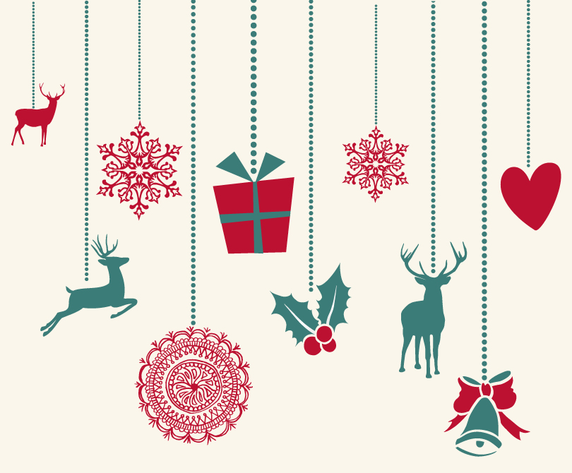 free christmas vector clipart - photo #47