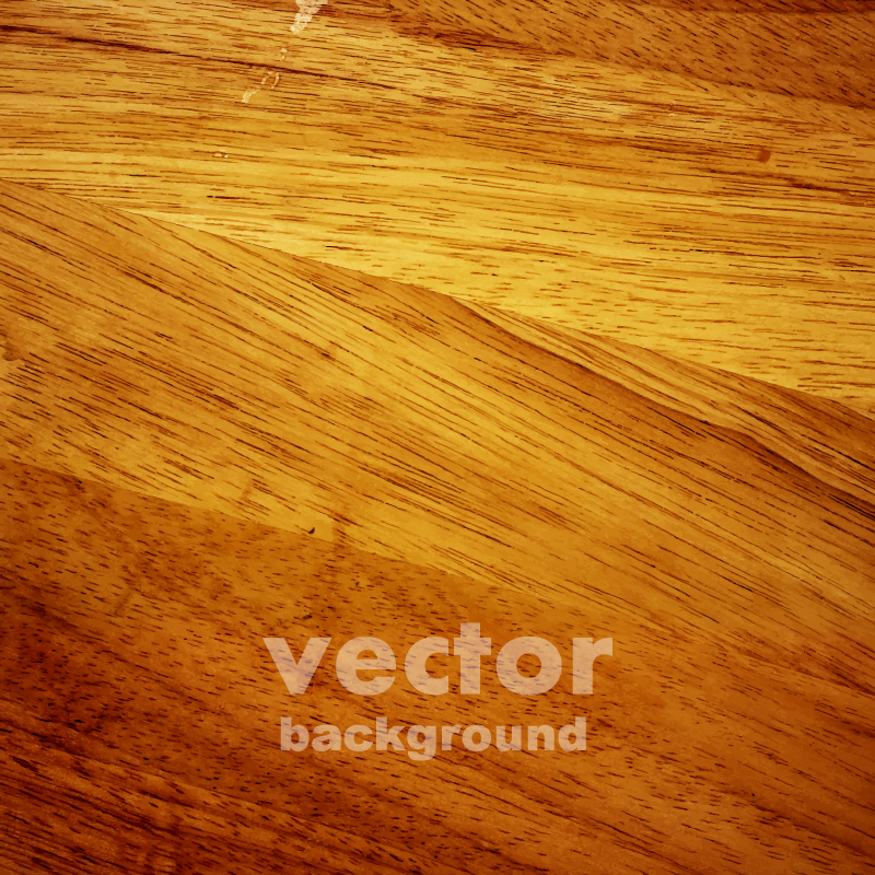 Creative Wood Background Vector