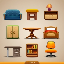 Posts Tagged ' Furniture Icon Set 2 '