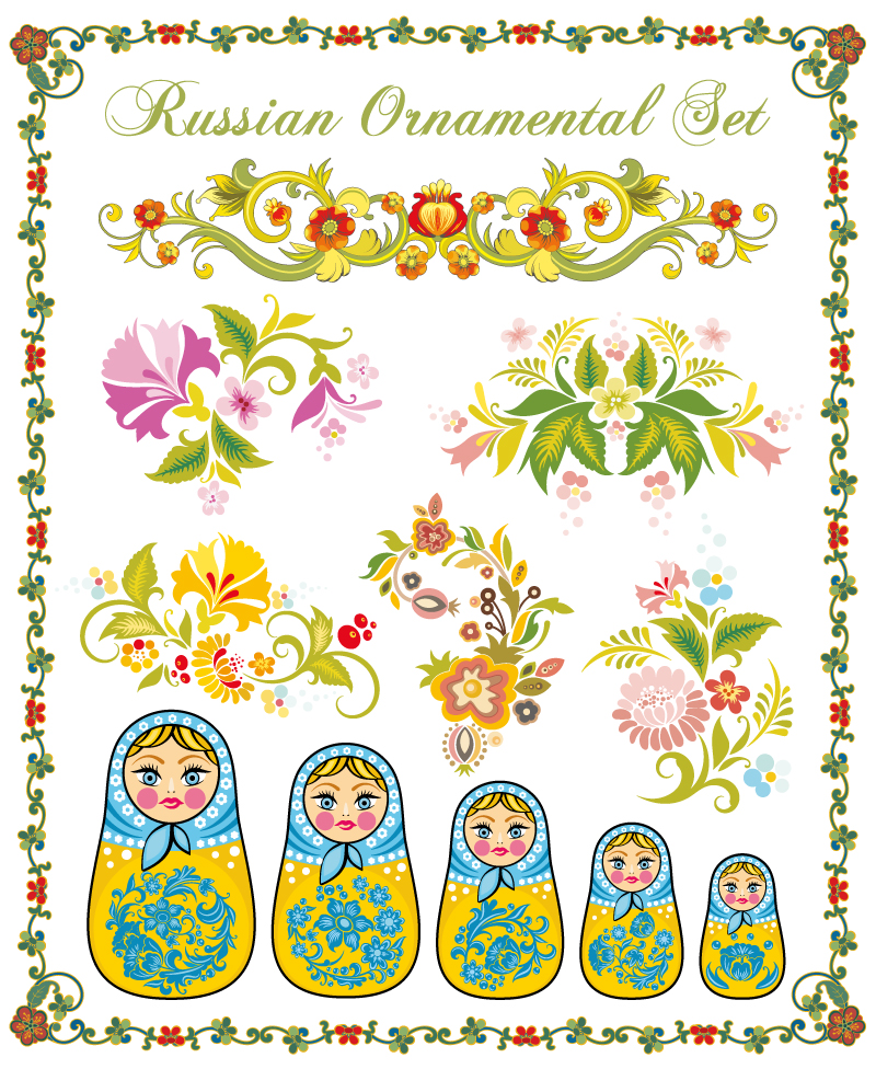 Pattern with Matryoshka Vector