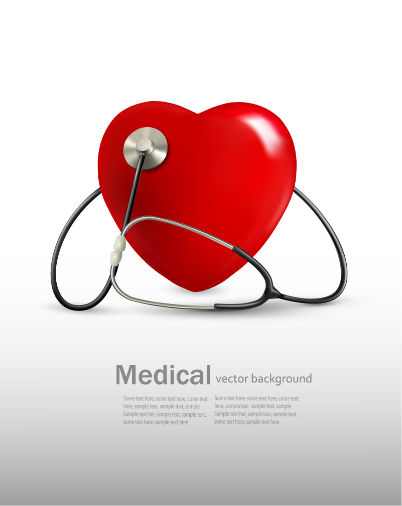 Medical Backgrounds Vector Collection Medical Background Vector