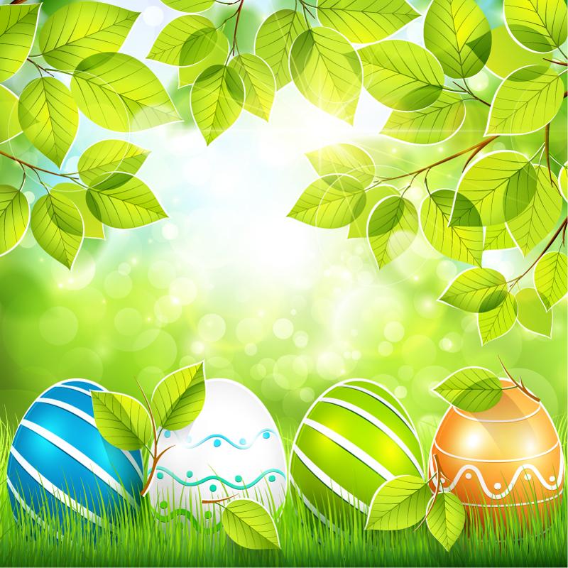 Spring Egg Clip Art Vector