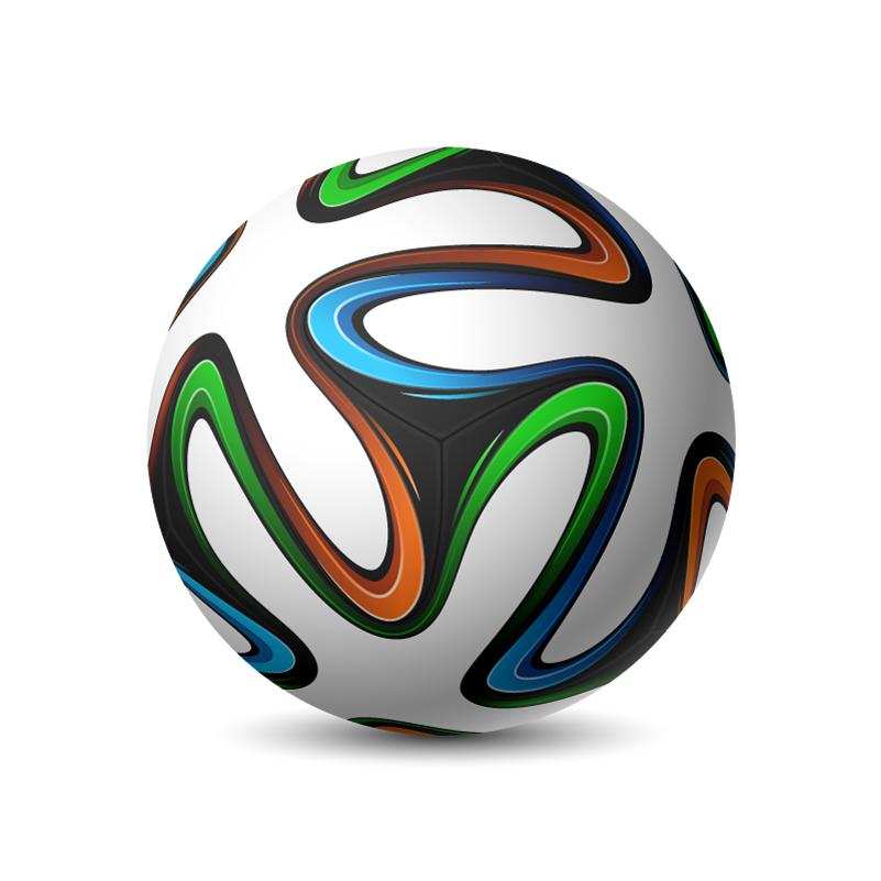 Brasil Soccer Design Vector