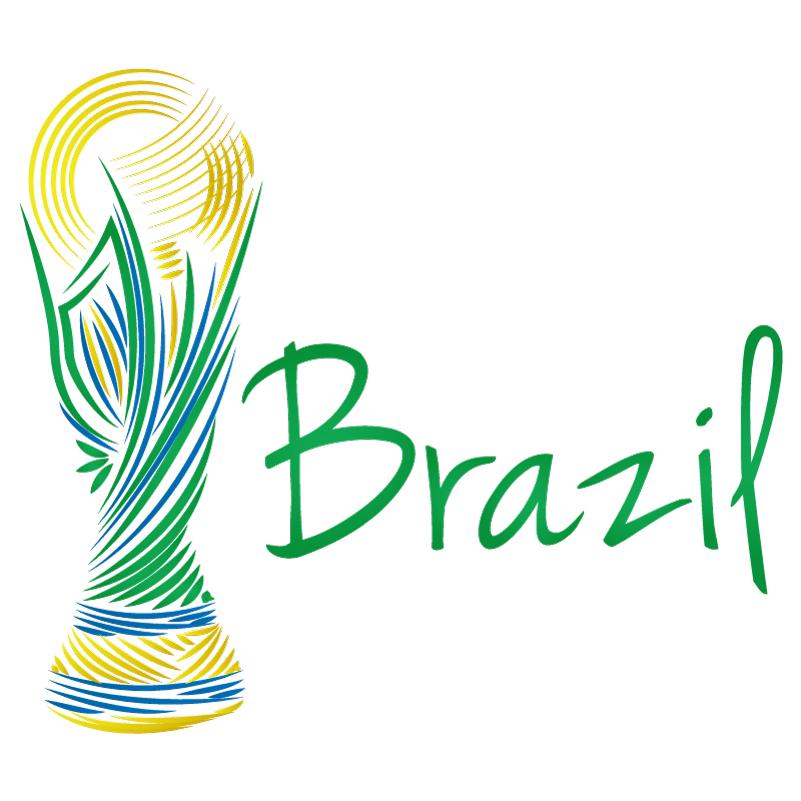 Brazil 2014 Mascot Vector