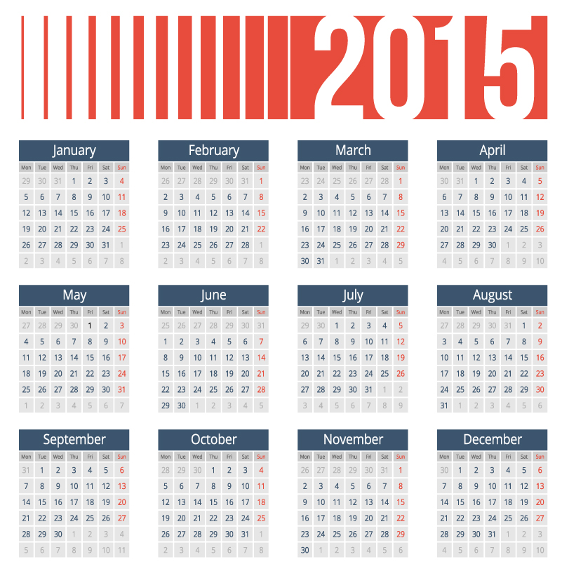 Search Results for: 2015 Calendar Vector Png/page/2