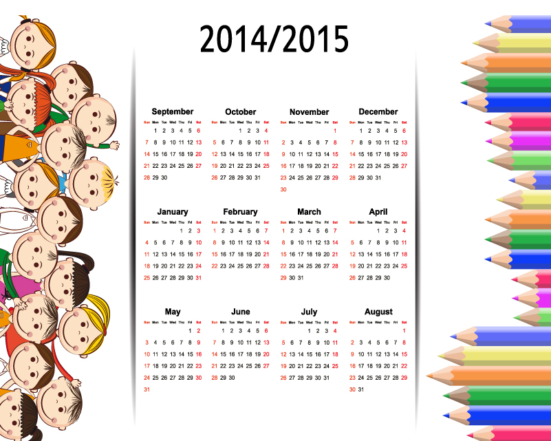 Printable 2014 Monthly Calendar/page/2 | Calendar Template 2016
