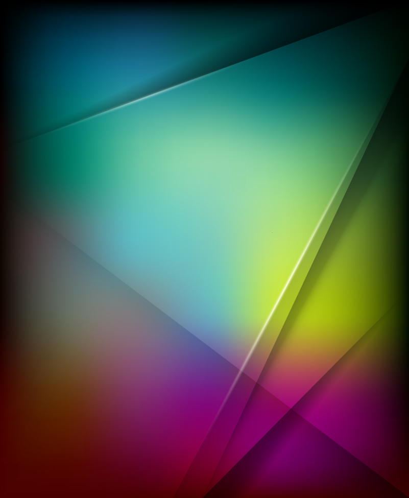 Bright Abstract Geometric Background Vector