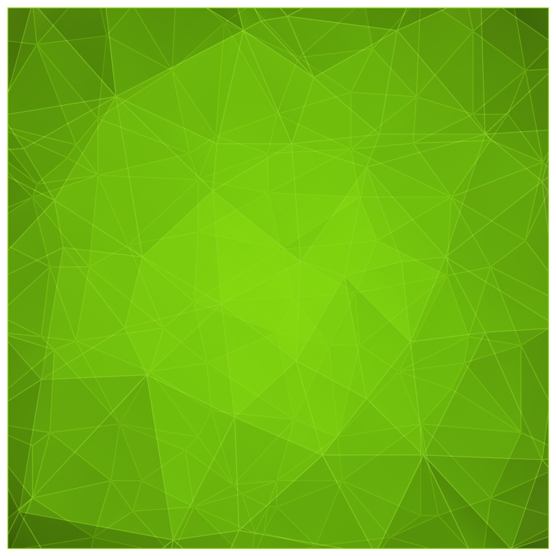 Green Geometric Background Design Vector