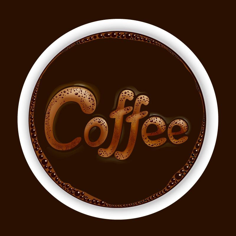 Espresso Design Vector