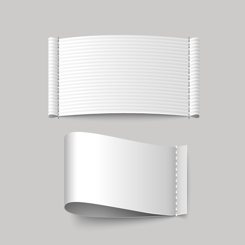 Blank Band AID Vector