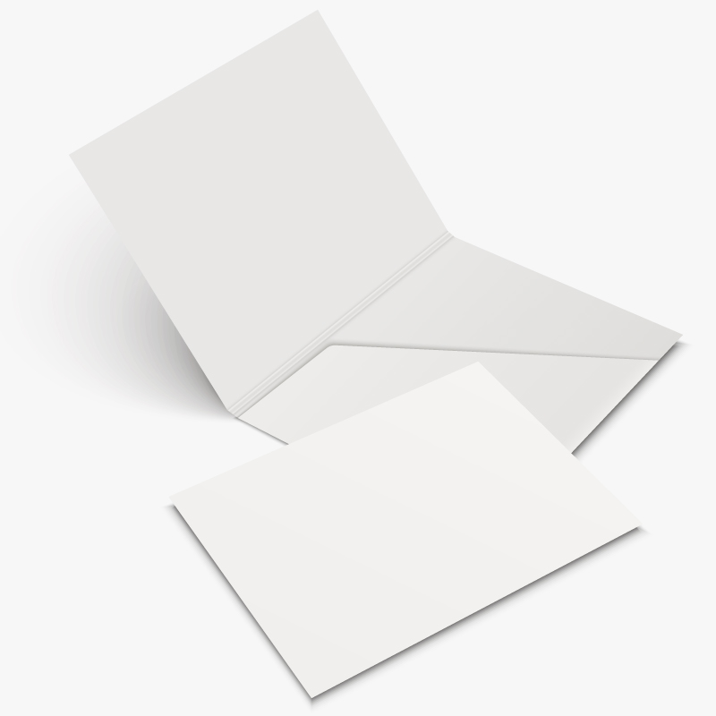Blank Bookmarks Vector