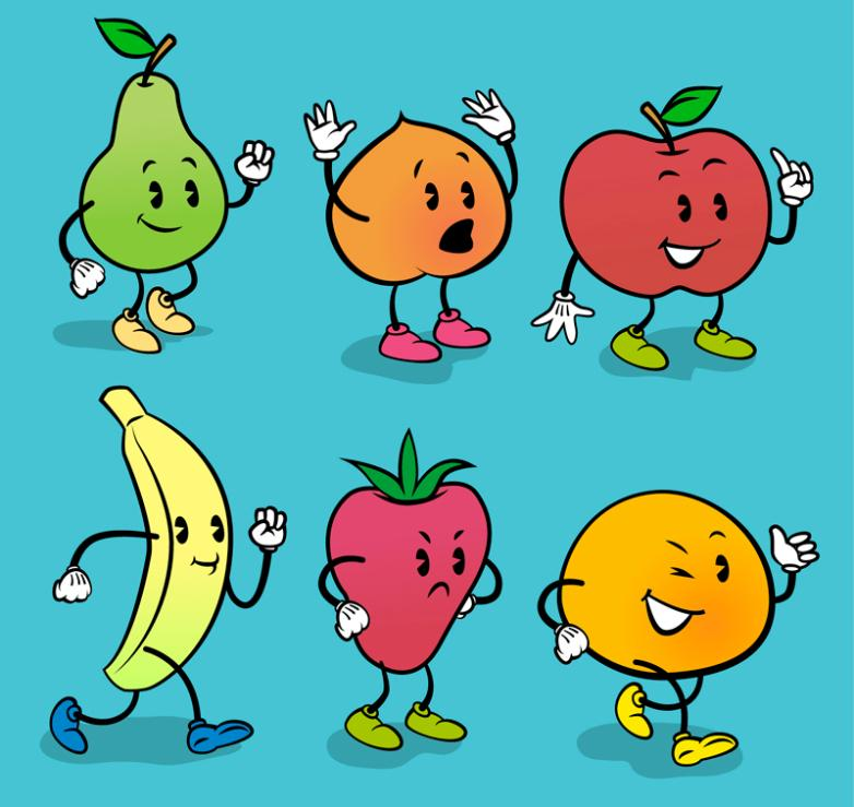 Six Fruit Sweet Expression Vector