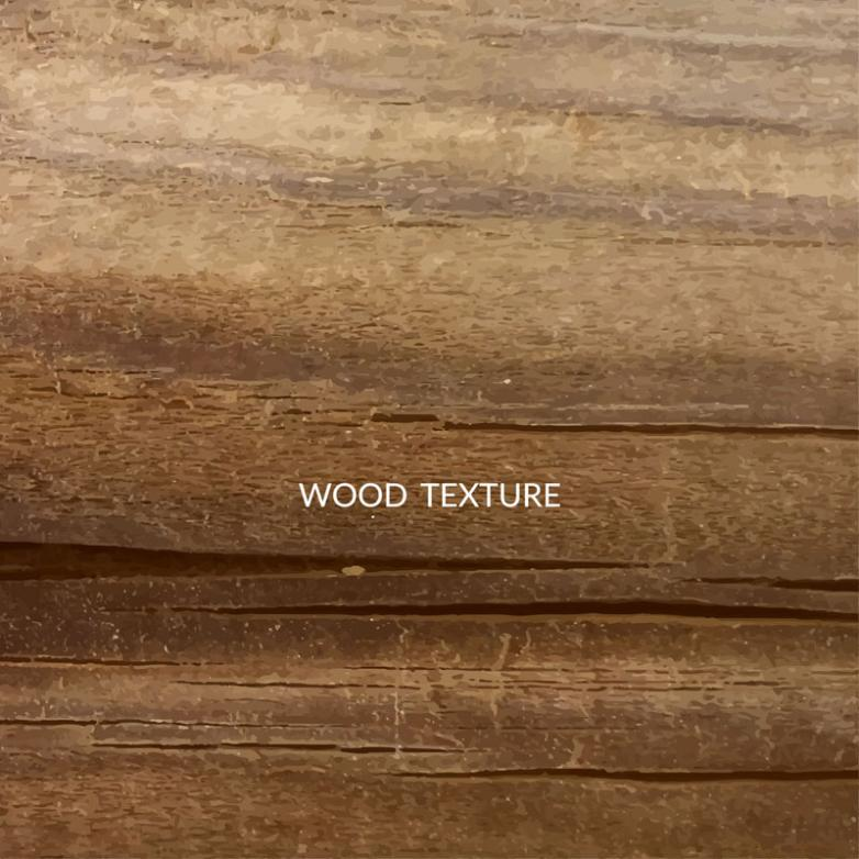 Realistic Wood Grain Background Vector