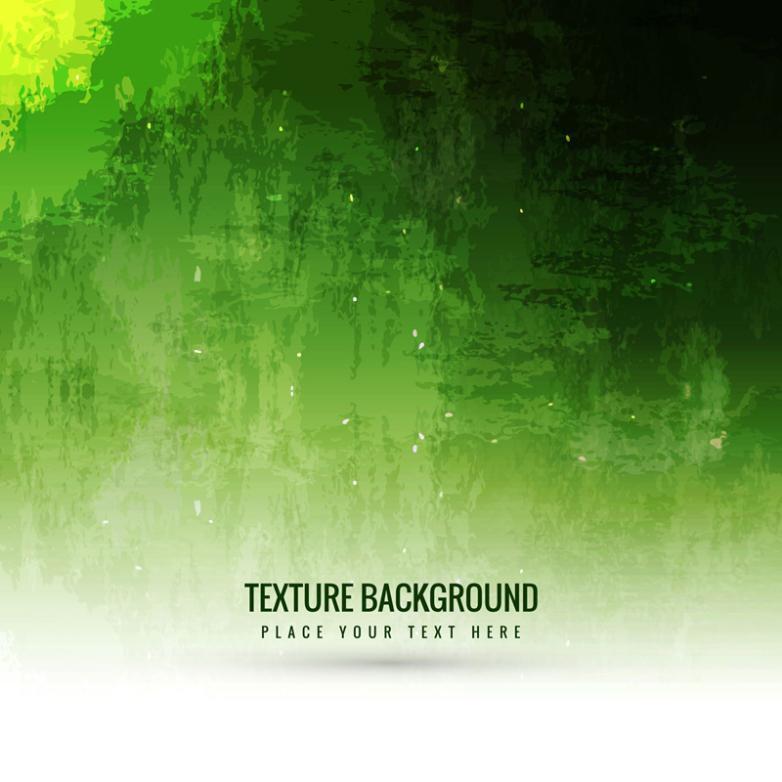 Green Water Gradient Background Texture Vector