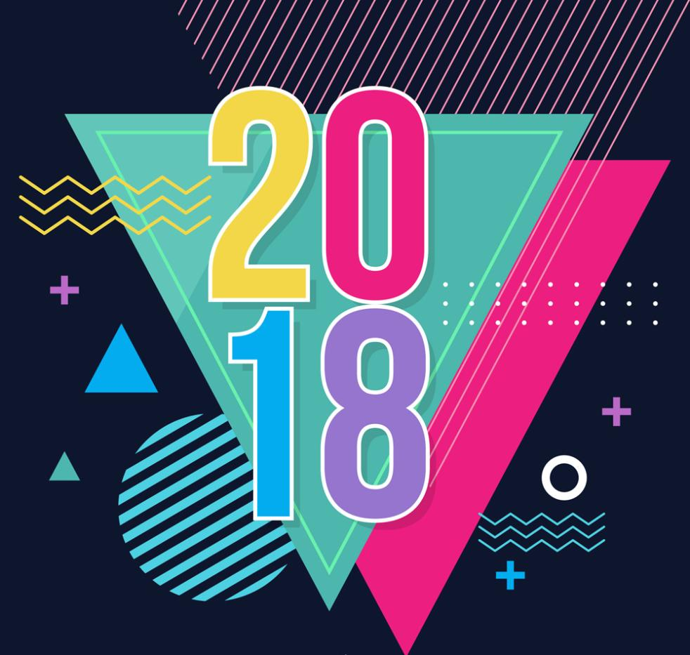 Abstract Triangle Cards In 2018 Vector