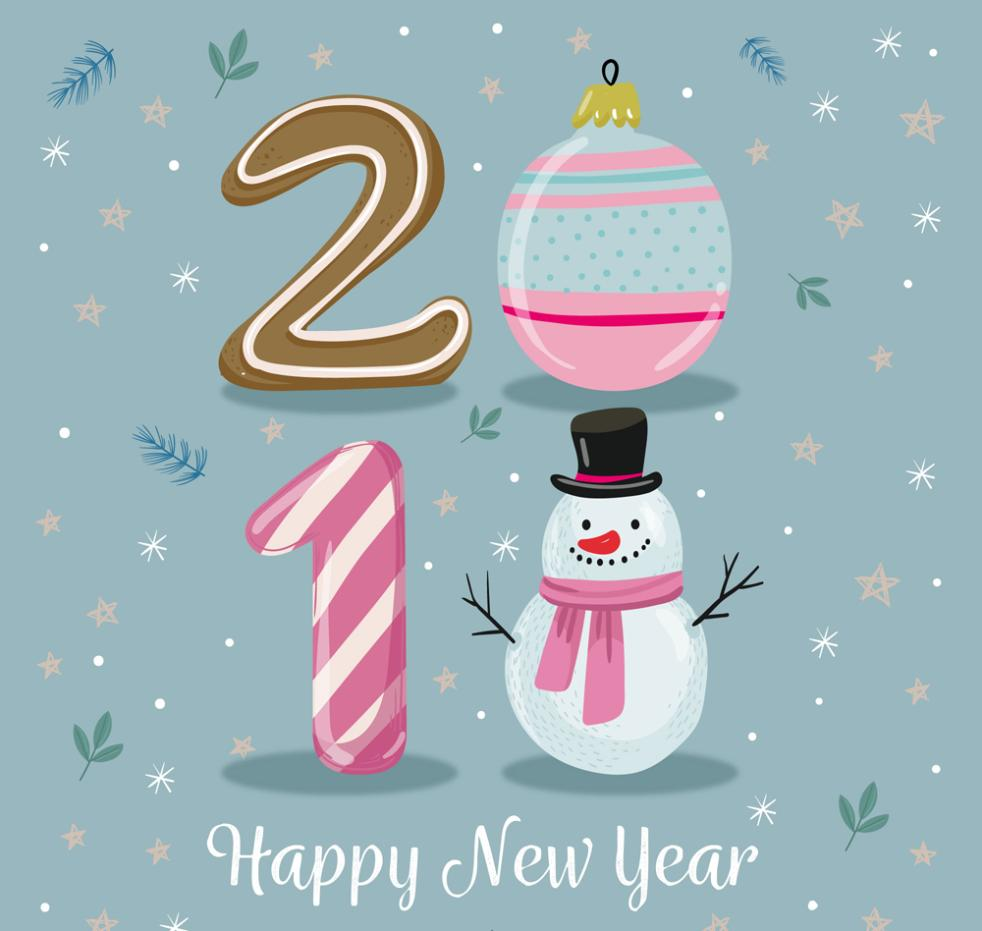 Cute Snowman Art Words In 2018 Vector