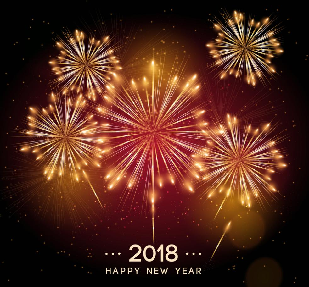 Brilliant Fireworks Cards In 2018 Vector