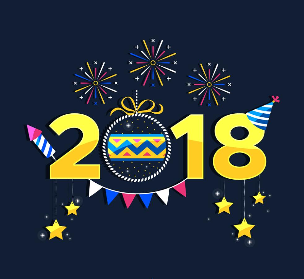Colorful Fireworks Lob Art Words In 2018 Vector