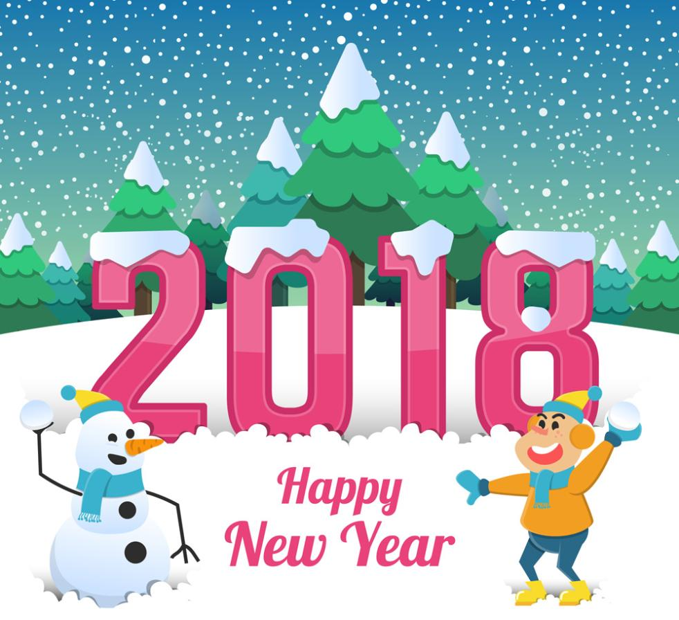 Creative Snowman And Boys Cards In 2018 Vector