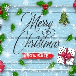 Christmas 2019 Christmas theme Vector