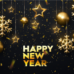 Christmas  2019 Happy New Year Vector