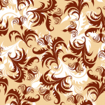 Christmas 2019 Phoenix pattern Vector