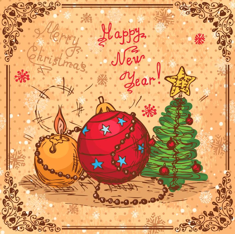 Christmas Around The World Catalog 2019.Christmas Around The World 2019 Vector Free Vector Graphic