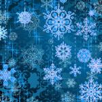 Christmas 2019 Snowflakes Vector