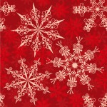 Christmas 2019 Snowflakes one Vector