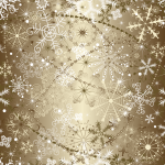 Christmas 2019 Snowflakes Three Vector