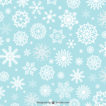 Winter Snowflakes Collection of Various Styles 2019 Vector