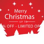 Christmas Cartoon Snowscape 2019 Vector